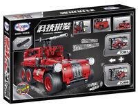 Winner 7887+88 Auto Kart + Grabelstapler Kinder Spielzeug Figur Bausteine 404PCS