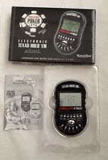 Excalibur World Series of Poker Electronic Texas Hold Em