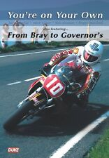 You're on Your Own / From Bray to Governor's (New DVD) Isle of Man TT 1982