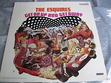 1967 NM- Soul LP : The Esquires ~ FGt On UP And Get Away ~ Bunky BS 300