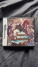 Sands of Destruction (Nintendo DS, 2010) Brand New Sealed