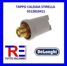TAPPO CALDAIA STIRELLA DE LONGHI ORIGINALE 5512810411 MOD.VVX1470