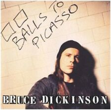 Bruce Dickinson - Balls to Picasso - New 180g Vinyl LP - Pre Order - 27/10