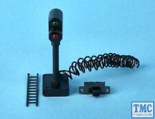 GMC-HBYS Gaugemaster OO Hornby Type Colour Light Signal (12v DC or 16v AC)
