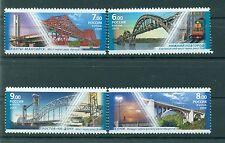 Russie - Russia 2009 - Y. & T. n. 7075/78 -  Ponts