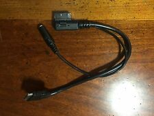OEM VW IPHONE CABLE MEDIA  AUX ADAPTER  FOR IPOD IPHONE IN GOOD CONDITION