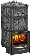 NEW! Harvia Legend 300 Woodburning Sauna Heater, Free Eucalyptus