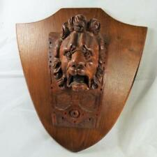 Oak Original Victorian Antique Woodenware