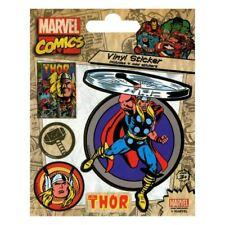 Offiziell Lizenziert Marvel Comics Thor Comic Design Vinyl Aufkleber Set mit 5
