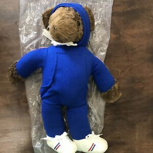 """North American Bear Co. Vintage 1979 The Running Bear, 20"""" Made in USA NEW!"""