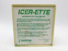 Raritan Engineering Icerette Ice Maker Cover I34A For Models 82, 83, 84, 85, 87