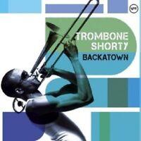"""TROMBONE SHORTY """"BACKATOWN"""" CD NEW+"""
