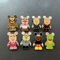 Vinylmation Collectors Set - Muppets - 8 Pins ONLY Disney Pin 63502