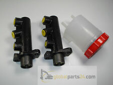 BRAKE MASTER CYLINDERS WITH RESERVIOR   - 3CX 4CX PARTS JCB 15/920389 126/00200