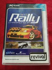 Mobil 1 Rally Championship PC Spiel Disc Mint Driving Rennwagen
