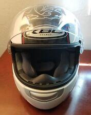 KBC Full Face Helmet Predator Motorcycle Bike Small S