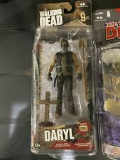 The Walking Dead Series 7 Grave Digger Daryl Dixon Action Figure McFarlane Toys