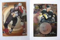 1997-98 Pinnacle PP6 Morozov Alexei  artists proof  penguins