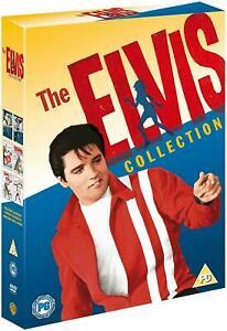 Elvis Presley Collection 6 Films Jailhouse Rock Viva Las Vegas Spinout Reg 4 DVD