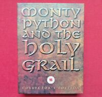 MONTY PYTHON AND THE HOLY GRAIL - COLLECTOR'S EDITION DVD + EXTRAS