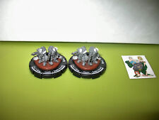 =Mechwarrior SPIRIT CATS Gray Death Battle Armor 021 2 Pieces 40=