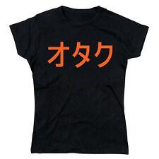 Otaku japanischen Katakana Slogan Damen T-Shirt
