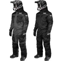 FXR Racing F20 Excursion Insulated Mens Winter Sports Skiing Snowmobile Monosuit