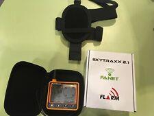 Skytraxx 2.1 inkl. Fanet und Flarm, inkl. Beinhalter Deluxe, Neu  (am Lager)