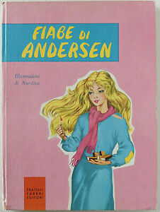 FIABE DI ANDERSEN - ed. Fabbri  - 1959