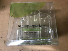 Daylogic Beauty Organizer, Expandable, Clear, 1 Count