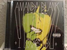 AMANDA BLANK : I LOVE YOU (2009) CD neu Spank Rock M.I.A. Santigold