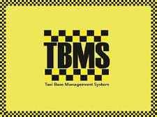 TAXI Cab base ufficio applicazione software con SMS/EMAIL/mobile spedizione