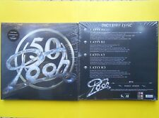 pooh 50 box set 2 lp picture disc 2 cd + 6 photo pooh50 vinili dischi vinile cds