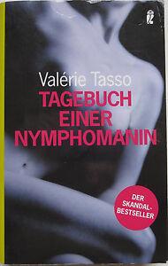 """K373  Valerie Tasso  """" Tagebuch einer Nyphomanin """""""