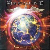 "FIREWIND ""BURNING EARTH"" CD POWER METAL NEU"