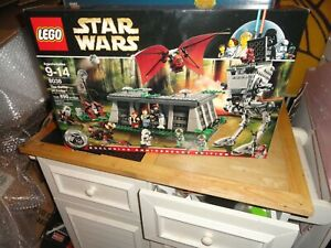 new factory sealed Lego Star Wars The Battle of Endor 8038 complete anniversary