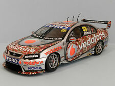 Carlectables 1/18 Team Vodafone Red Dust Livery 2008 BF Falcon Jamie Whincup MiB