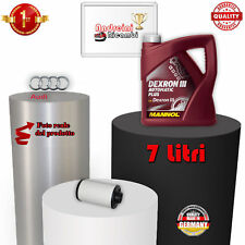 Set Automatic Gearbox Filter Oil & Audi A3 2.0 Tdi 100KW 2004 -> 2012 1080