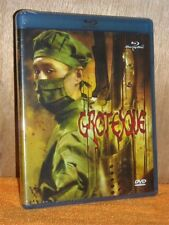 Grotesque (Blu-ray/DVD, 2018) disturbing story of fear and torture japanese NEW