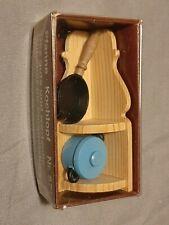# Bodo Hennig 27530 Miniatur Putz und Spülset 1:10 für Puppenhaus NEU