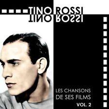 CD Tino Rossi - Les chansons de ses films : Volume 2 / IMPORT