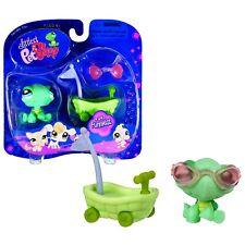 LITTLEST PET SHOP Portable Pets Turtle # 642 NEW