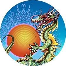 Dragon Chinese Spare Tire Cover All Sizes Available-back up camera option