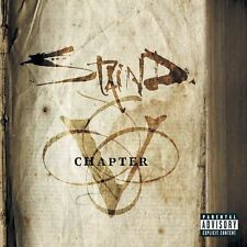 Chapter V [DualDisc] [PA] by Staind (CD, Aug-2005, Elektra (Label))