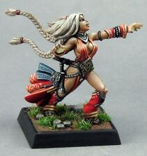 Seoni Sorceress Reaper Miniatures Pathfinder Wizard Mage Magic User Spell Caster