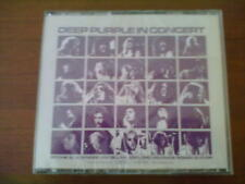 DEEP PURPLE - IN CONCERT 2 CD DOPPIO SIGILLATO!!! SEALED!!!