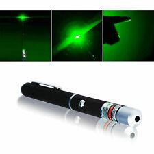 Green Laser Pointer Pen Powerful 5mw 532nm for Presentation Cat Dog Beam Light