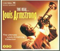 Louis Armstrong - The Real The Ultimate Collection Digipack 3X Cd Perfetto