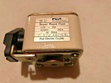 Fuji Electric Super Rapid Fuse Cs5f 250 Brand New