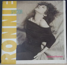 RONNIE SPECTOR - UNFINISHED BUSINESS 1987 CBS 450856 1 OZ VINYL